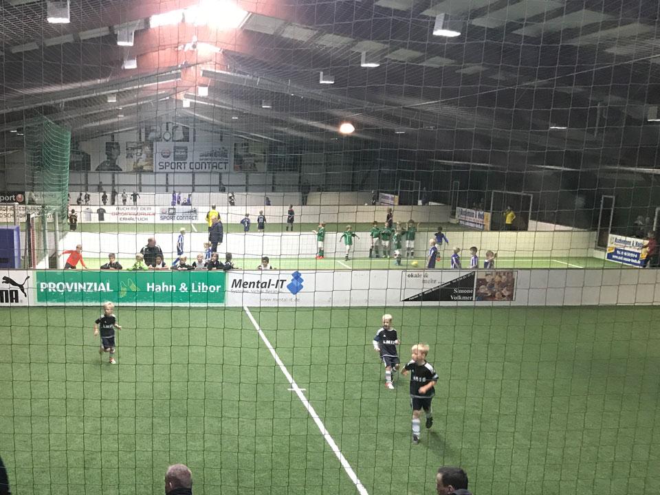 Soccer Center Osnabrück | Courts Übersicht