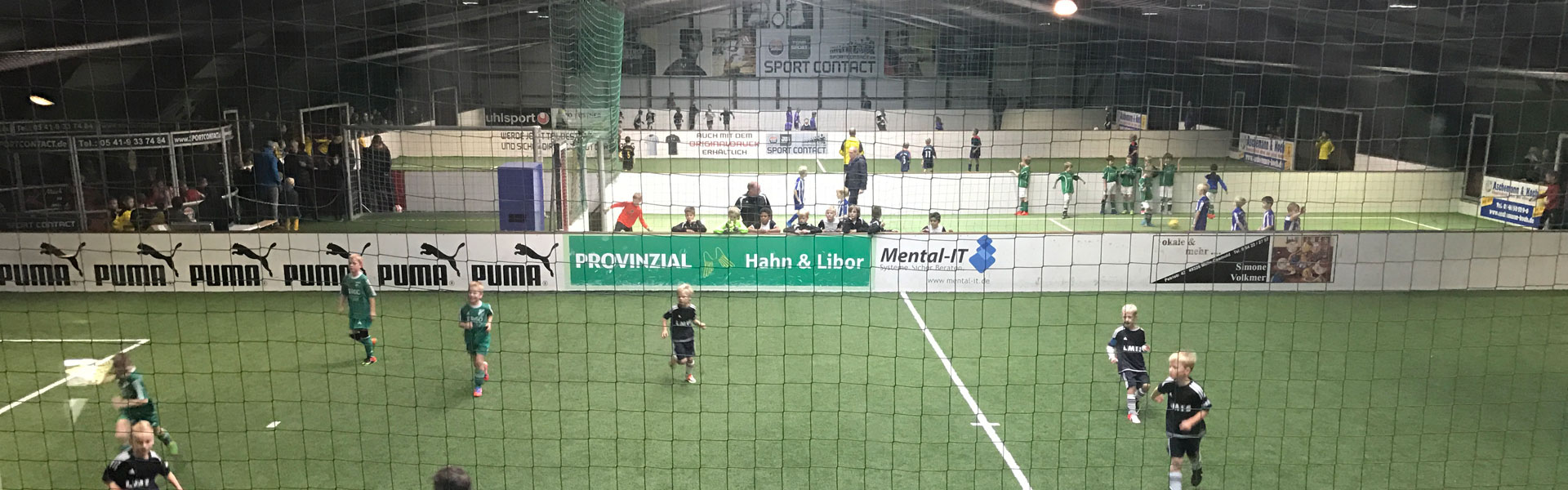 Soccer Center Osnabrück | Courts