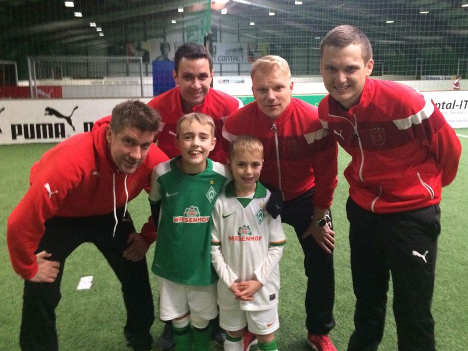 Soccer Center Osnabrück | Fußballschule mit Klasnic
