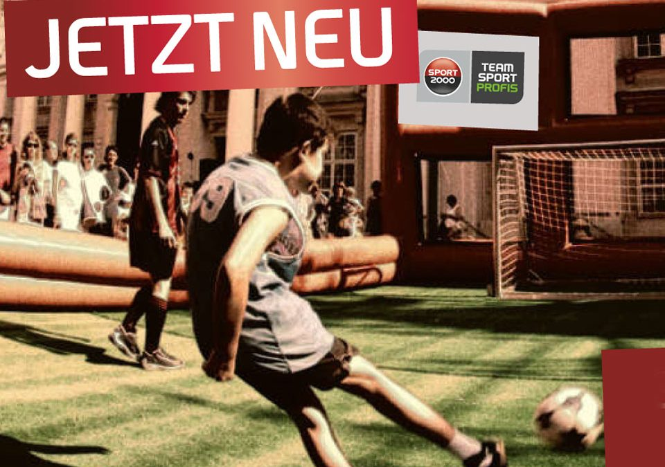 Soccer Center Osnabrück | Illustration Kickpoint