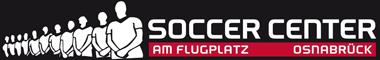 Soccer Center Osnabrück | Logo lang